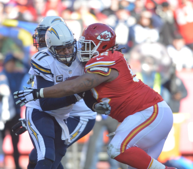 San Diego Chargers Chiefs Game: Future Of The Chiefs: Eric Berry Or Dontari Poe