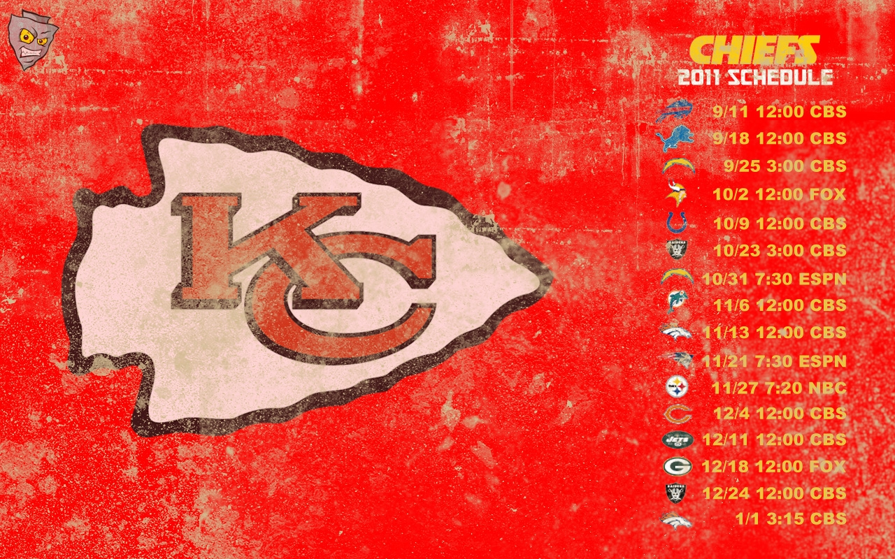 kc chiefs phone wallpaper