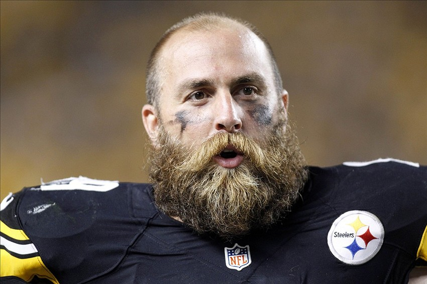 Top 10 Beards In The NFL