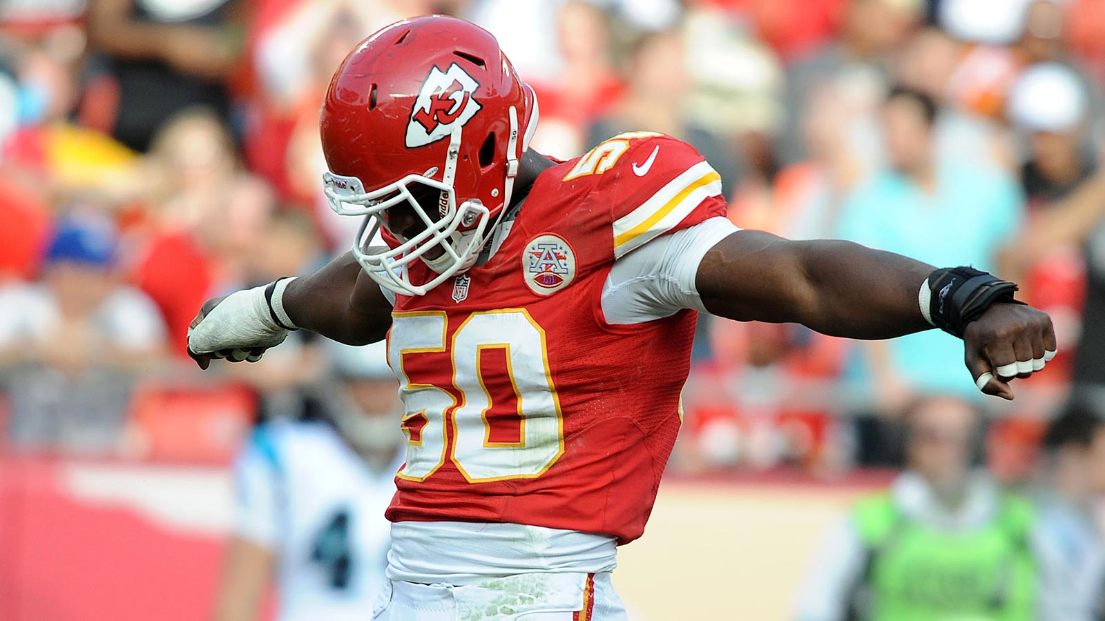 There is always next year for Justin Houston to sign a new contract
