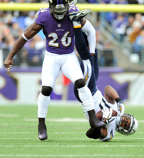 San Diego Chargers Baltimore Ravens: NFL News: Around The League In 32 Plays