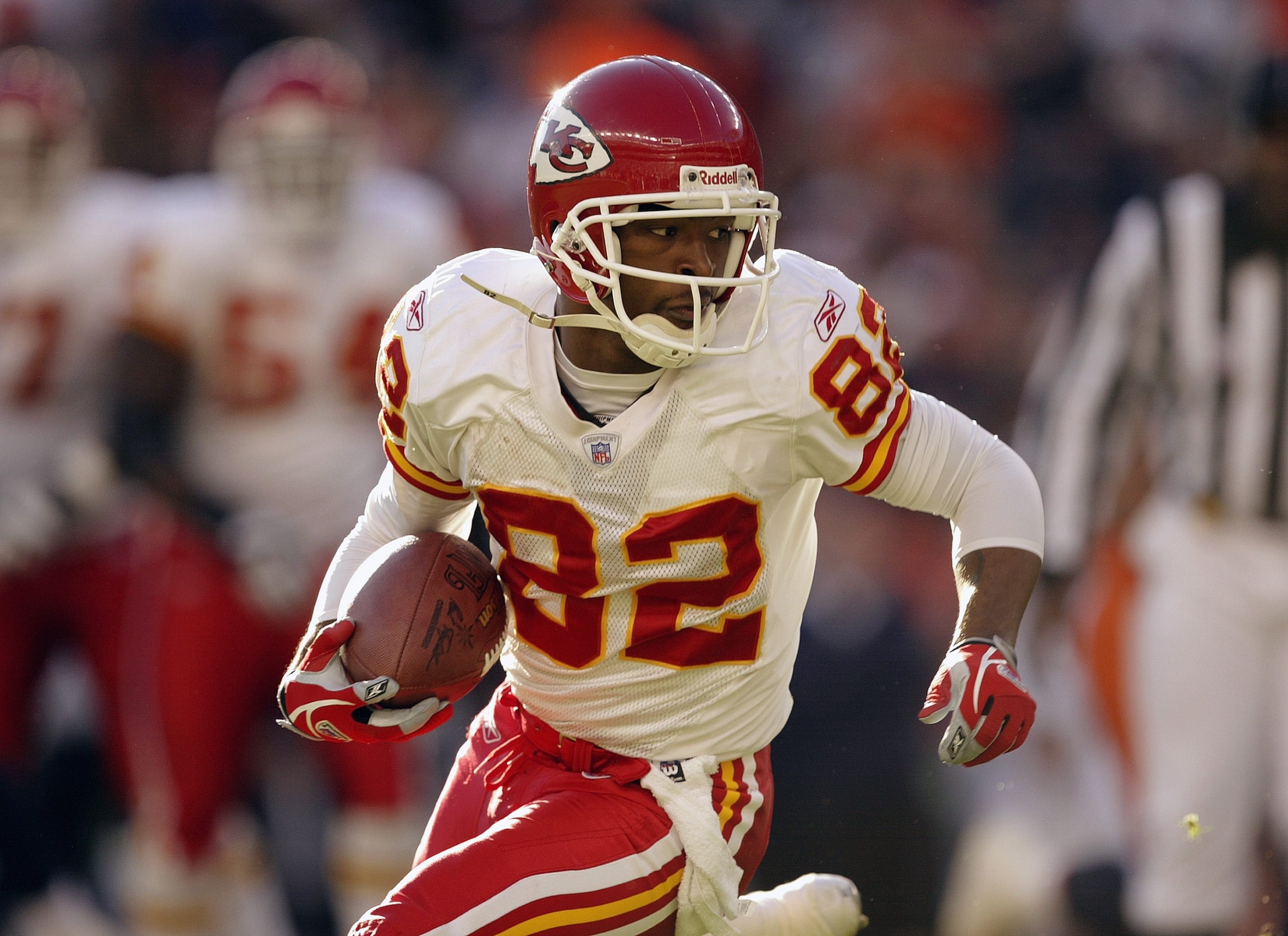 Image result for dante hall 2003