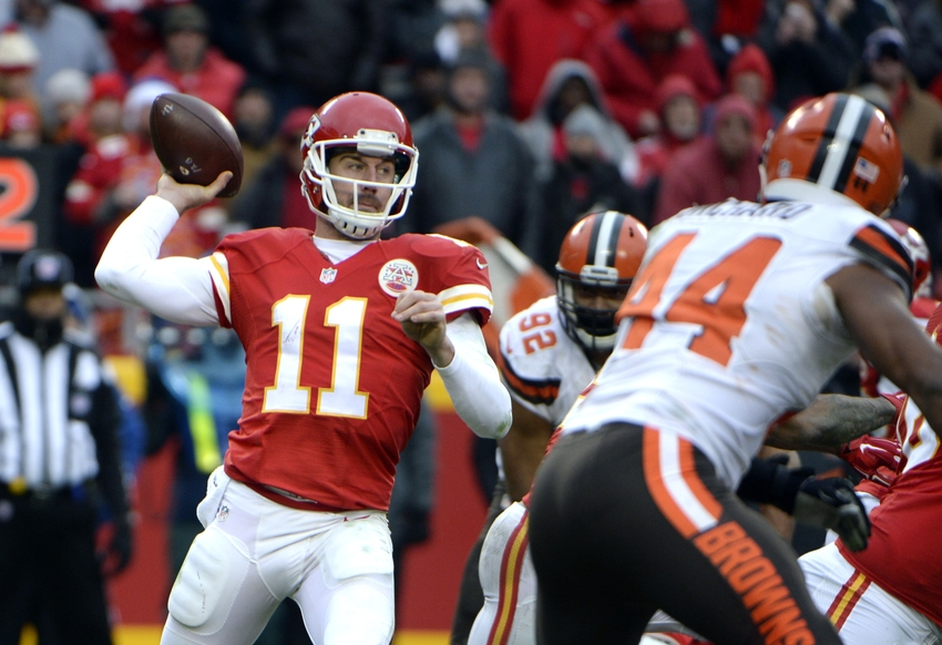 Image result for Alex Smith browns