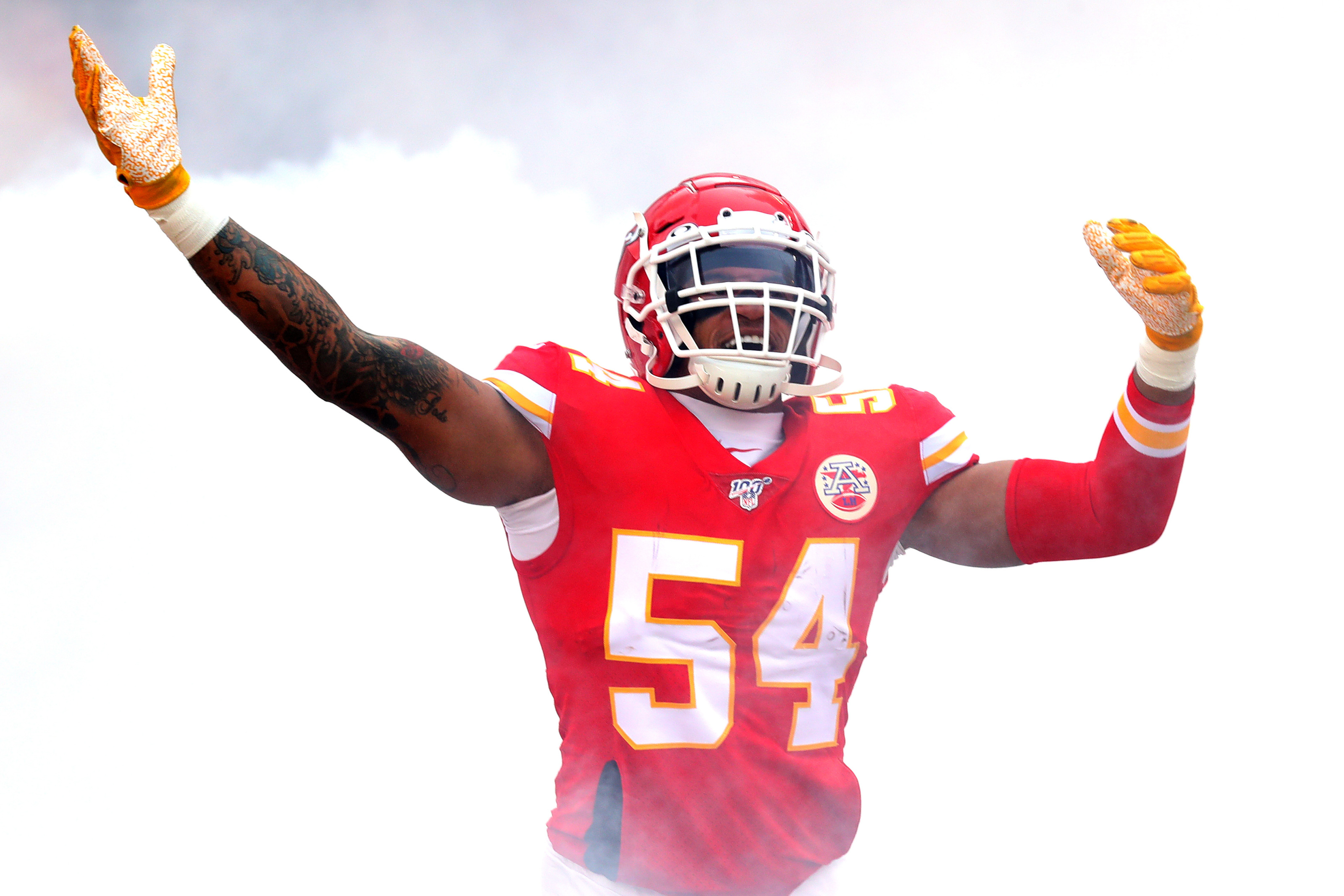 Damien Wilson will likely be out today, the Kansas City Chiefs announced on Friday