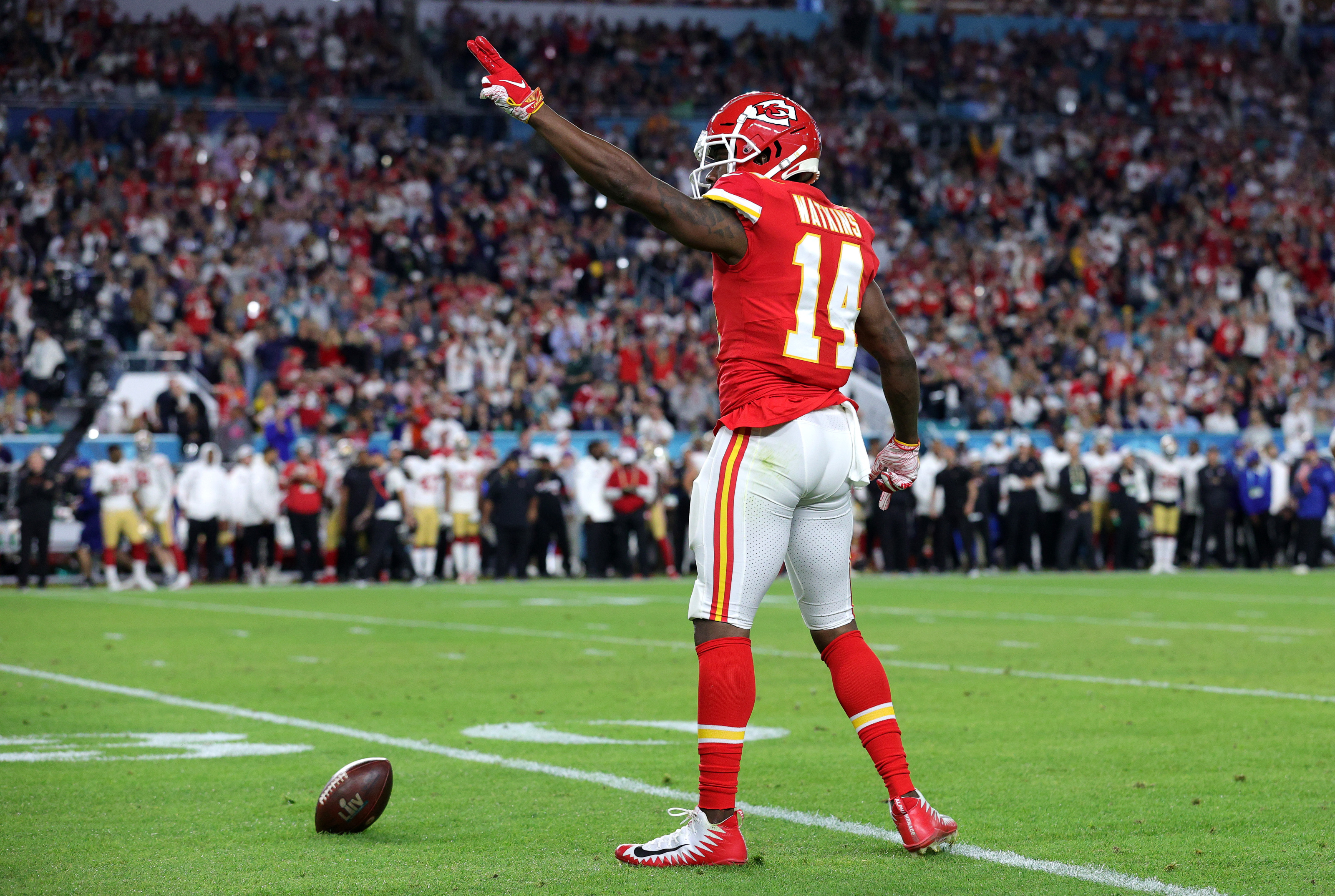 Why the KC Chiefs were never going to trade Sammy Watkins