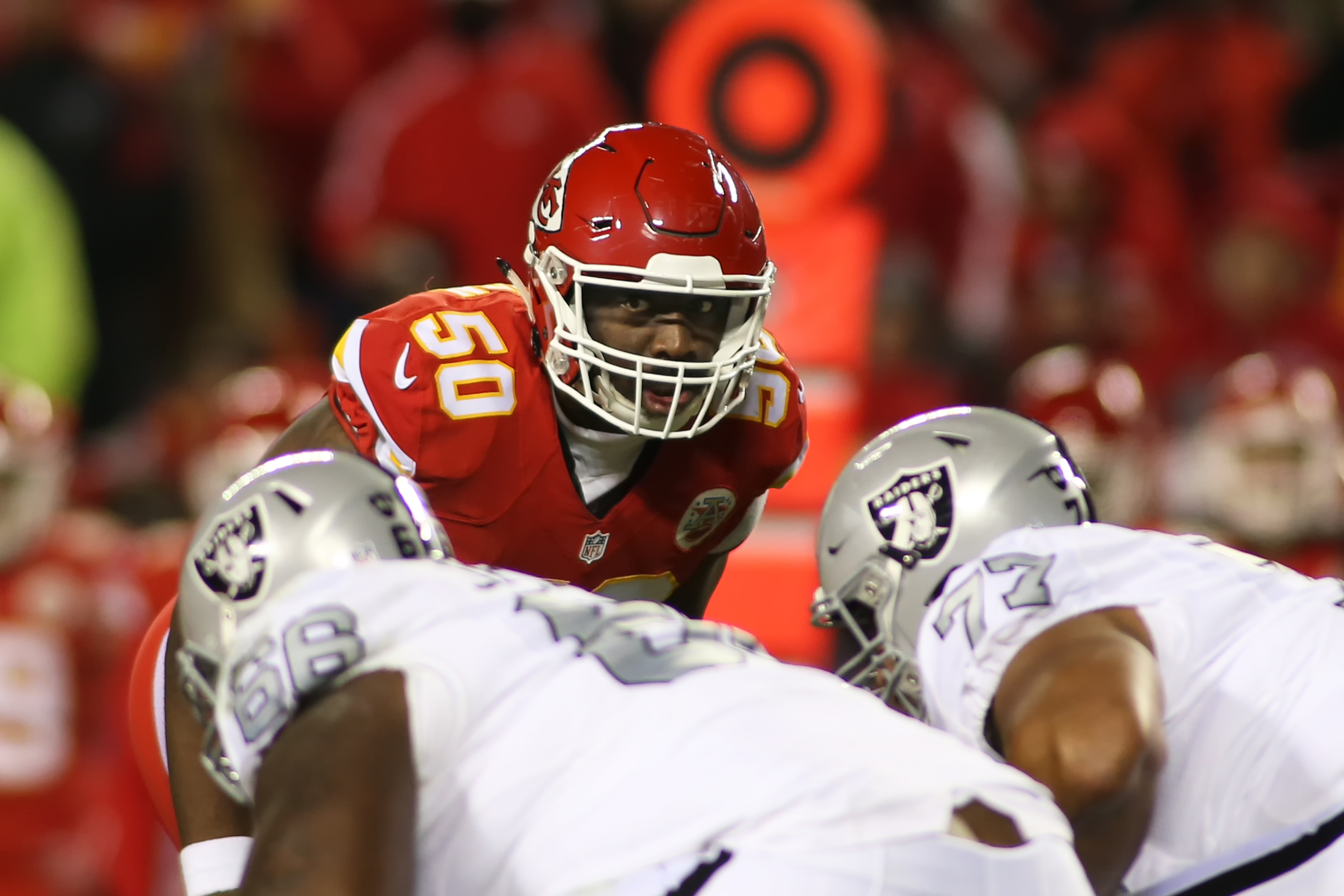 Chiefs trade idea Justin Houston for 49ers 2018 top pick Page 3