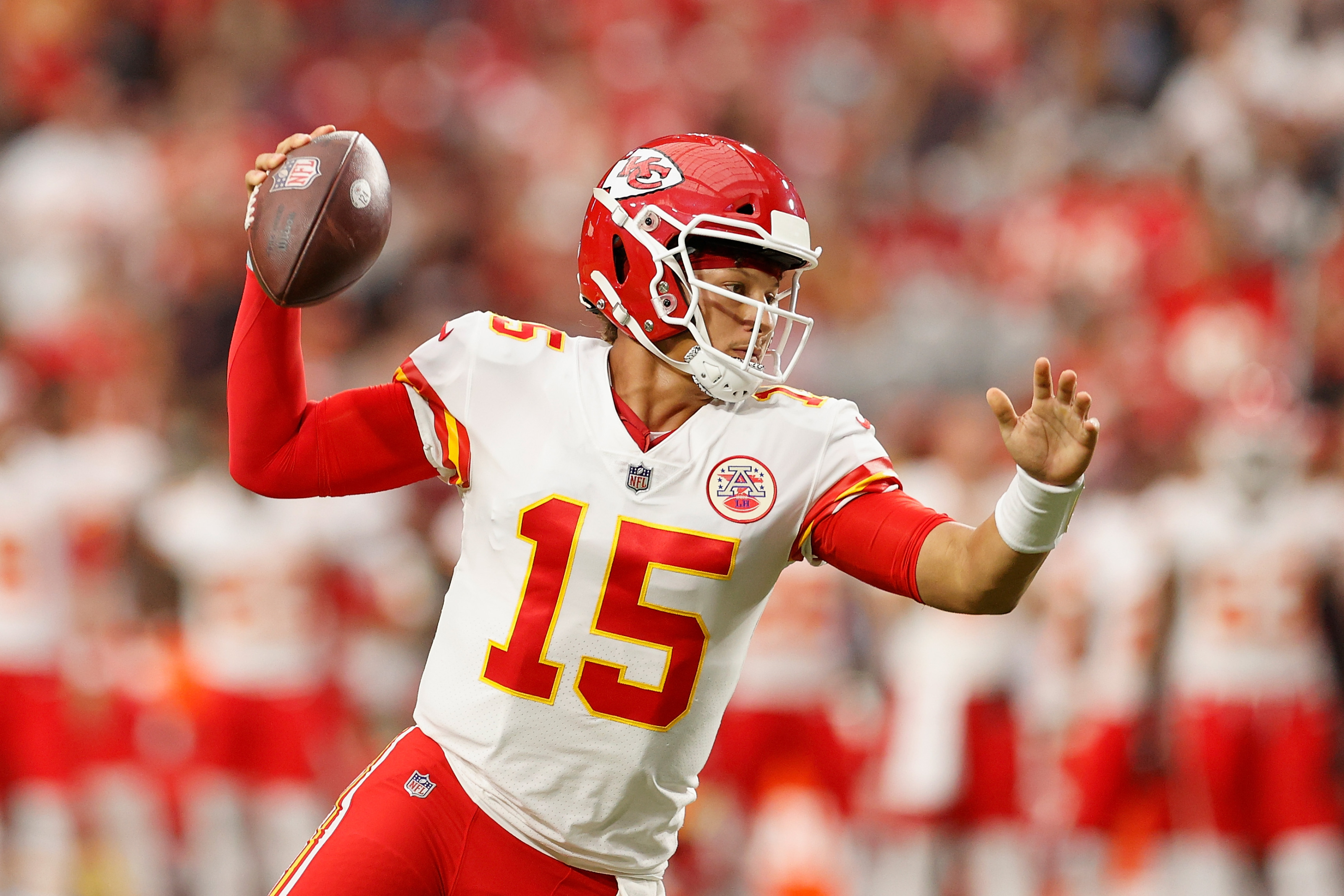 Patrick Mahomes signature shoe sells out immediately for adidas