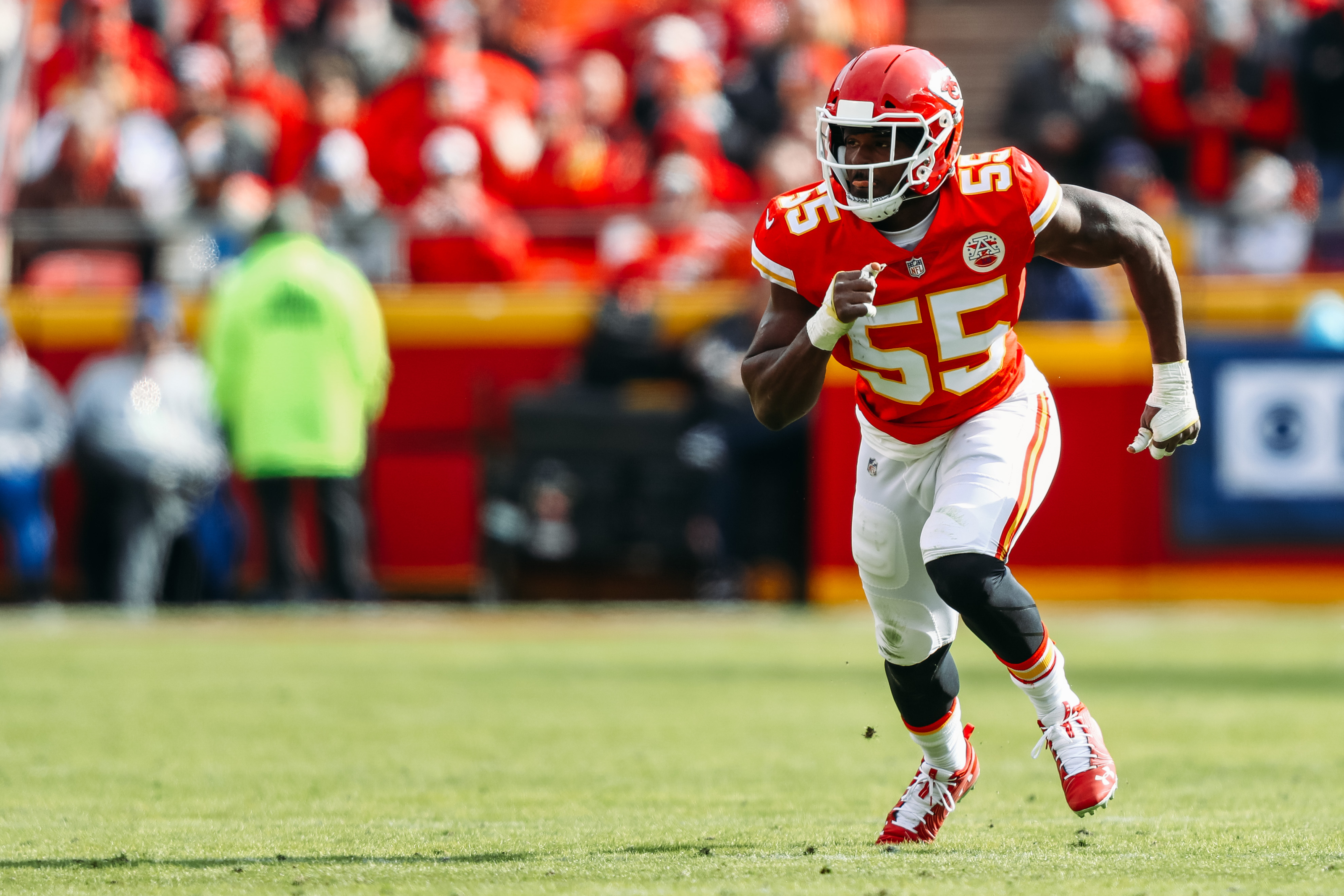 Dee Ford Says The Thought Of Leaving Chiefs Is Very Disappointing