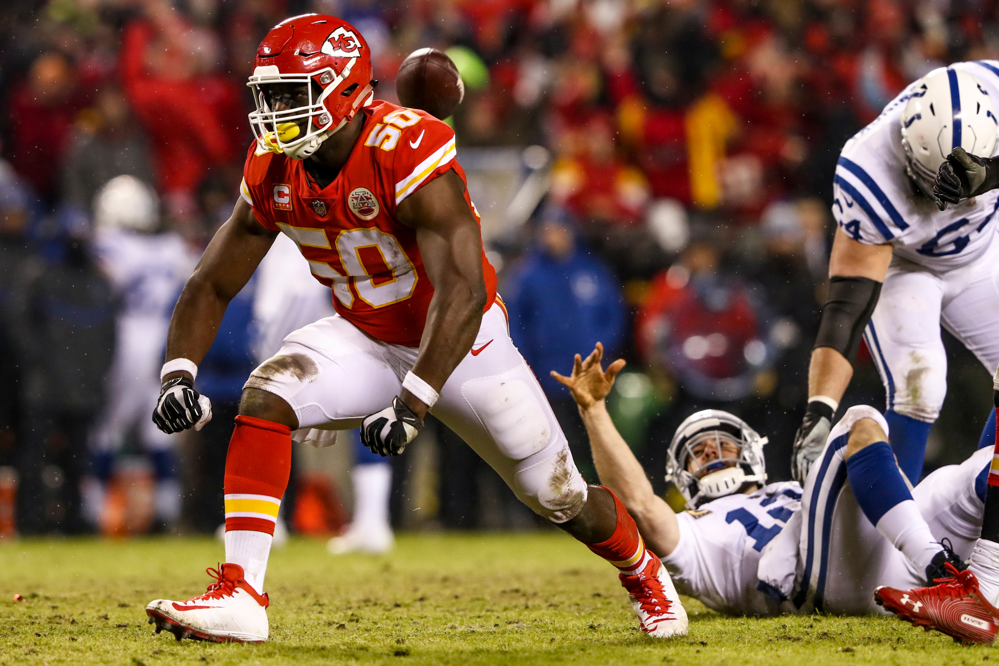 Why releasing Justin Houston was the right move for the Chiefs