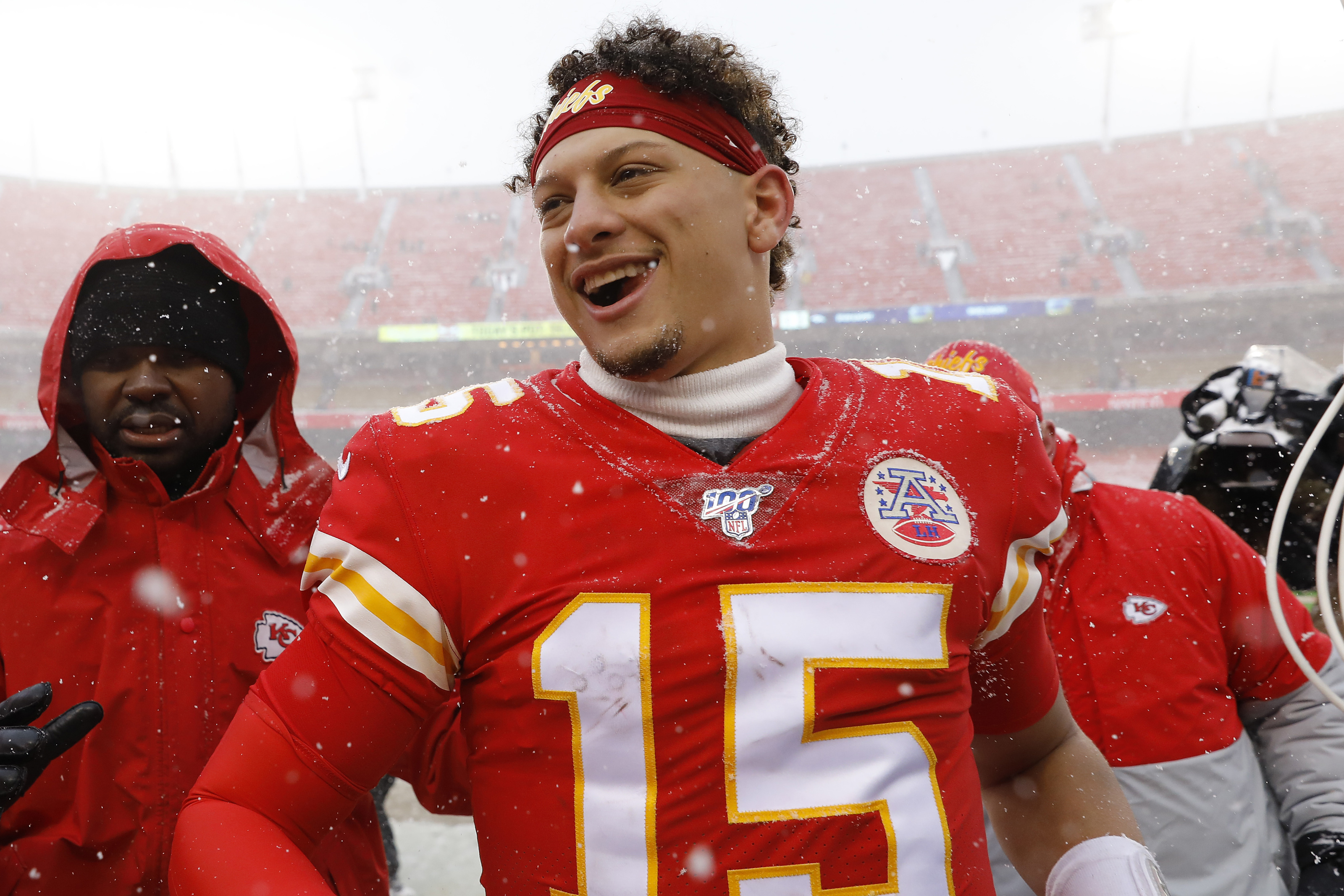 Patrick Mahomes extension expected from Chiefs after NFL Draft