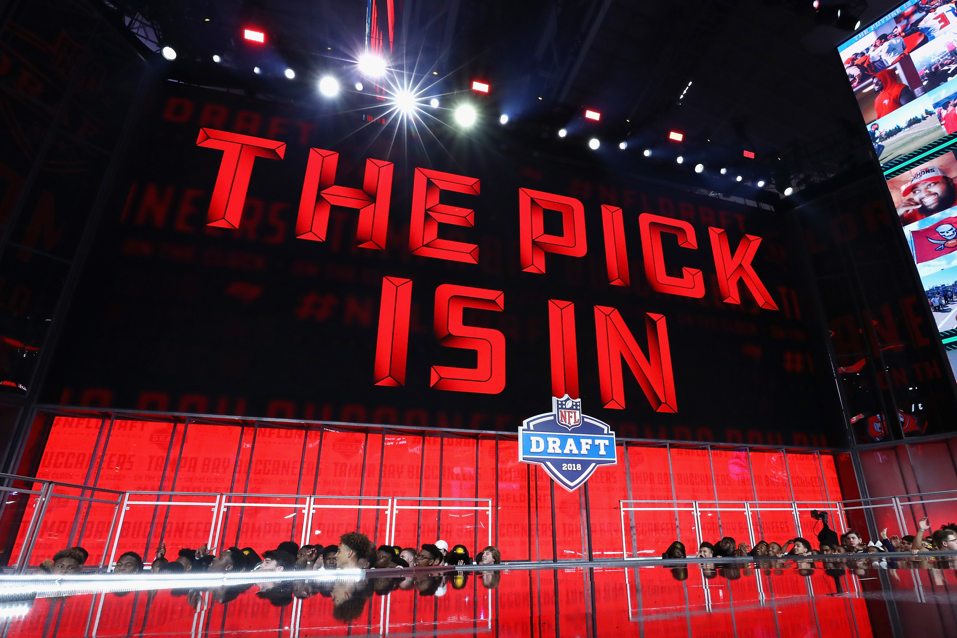 The 49ers present a slight draft issue for the Chiefs in first round